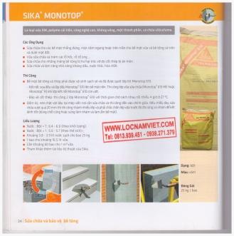 Sika monotop-22