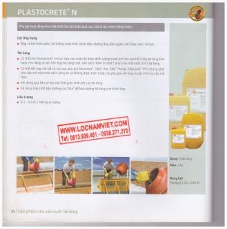 Sika-plastocrete N-