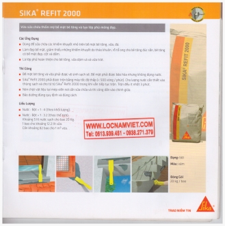 Sika-refit 2000-22