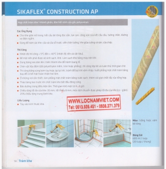 Sikaflex construction AP