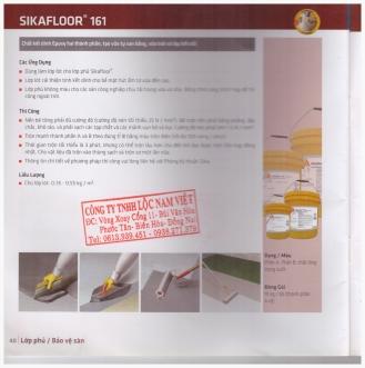 Sikafloor 161