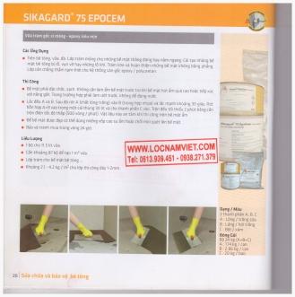 Sikagard 75epocem-24