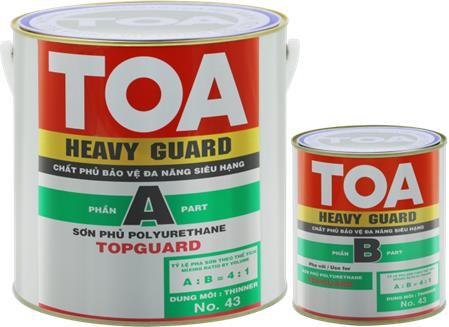 Toa Topguard -ngoaithat
