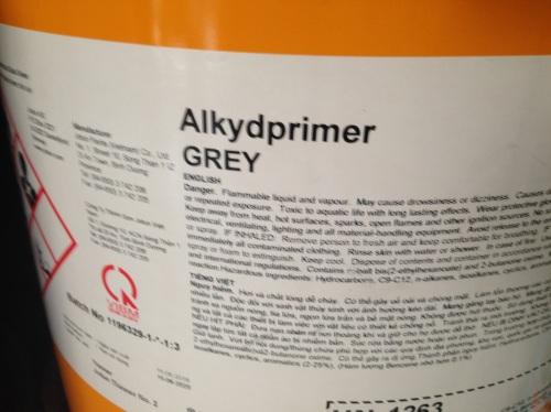 Sơn Jotun Alkyd Primer grey (3)