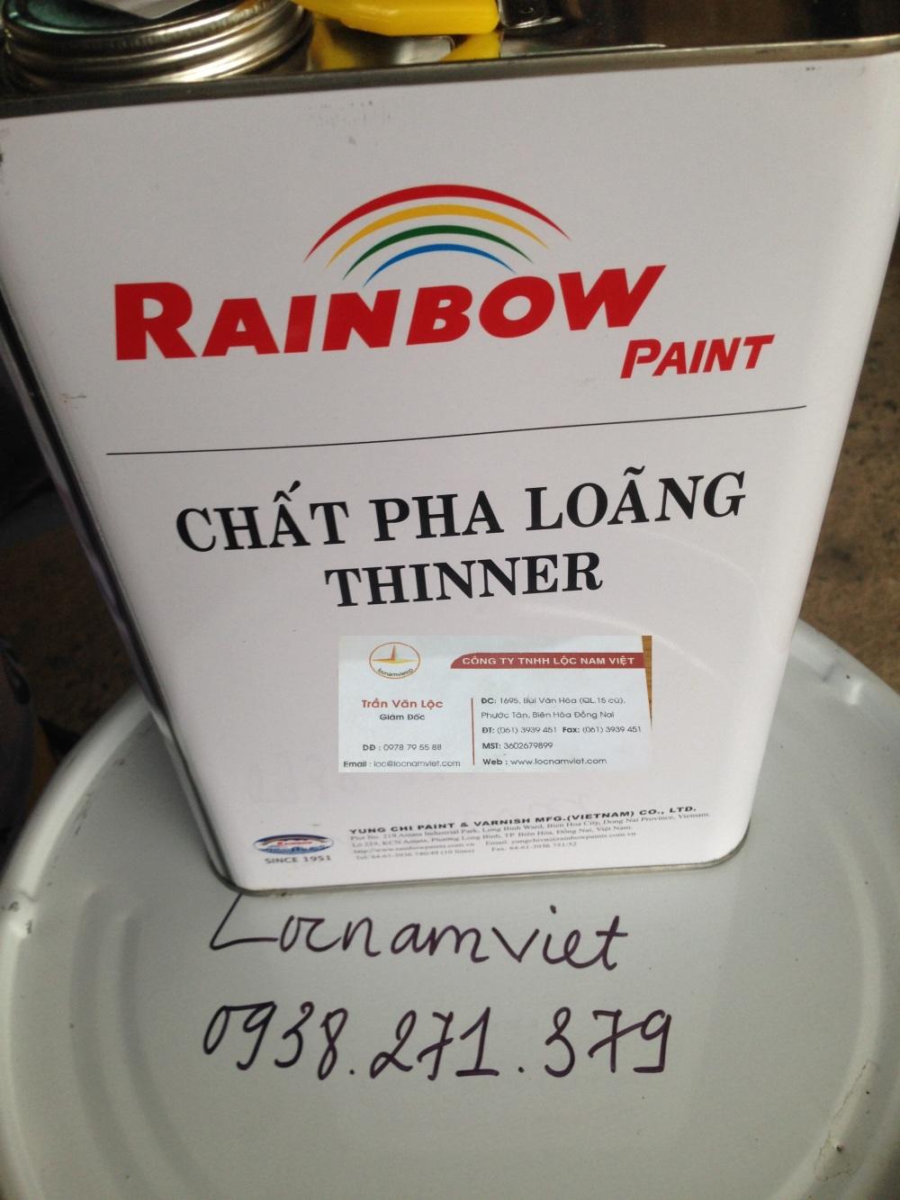 CHAT PHA LOANG RAINBOW