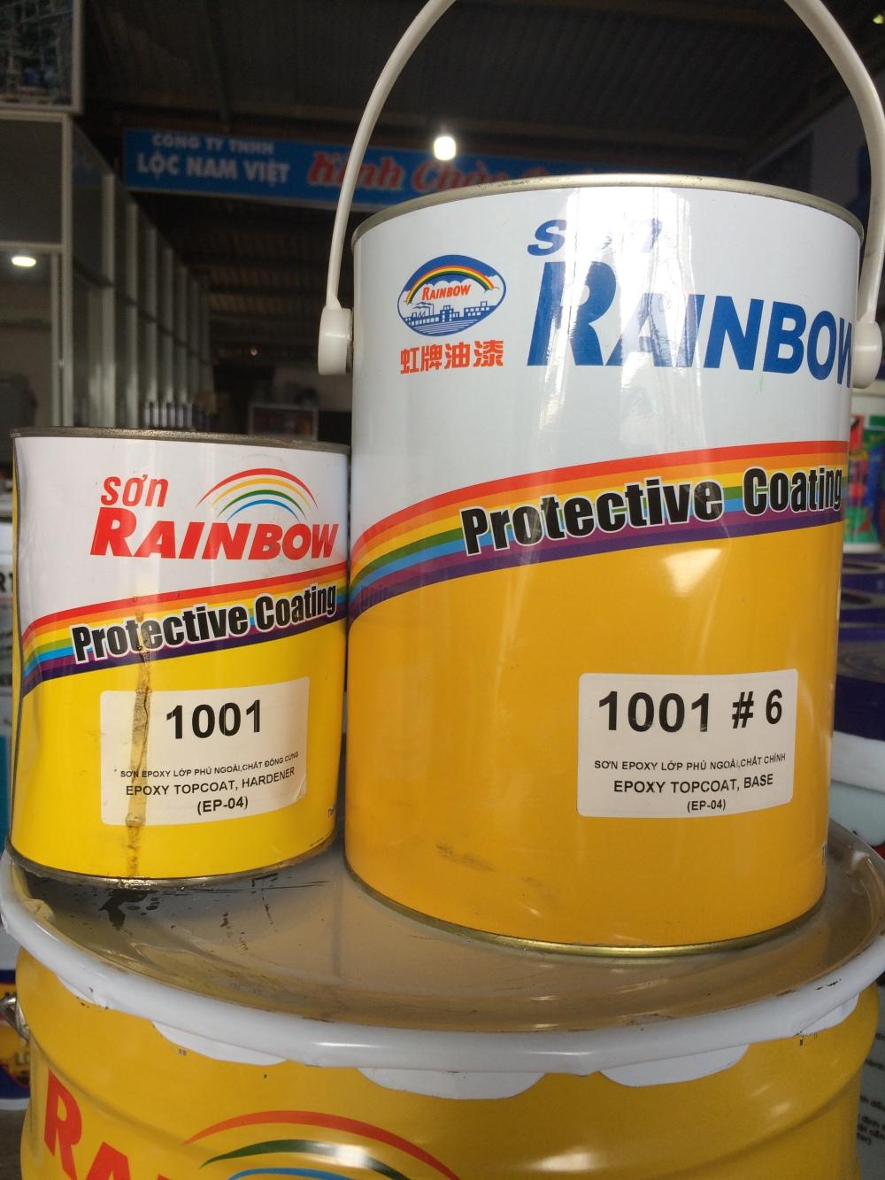 EPOXY RAINBOW 1001#6