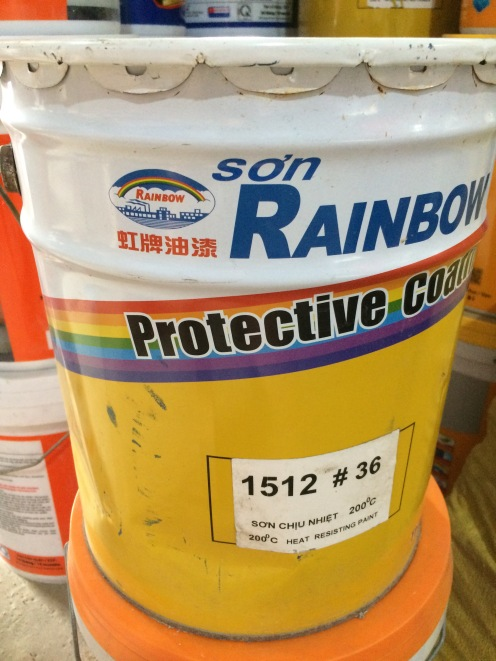 SON CHIU NHIET 200 RAINBOW 1512#36 (2) - Sao chép
