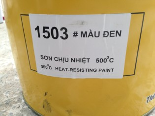 SON CHIU NHIET RAINBOW 500 1503#DEN (1)