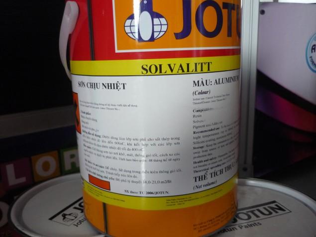 SonJotunSolvalitt 5L-1