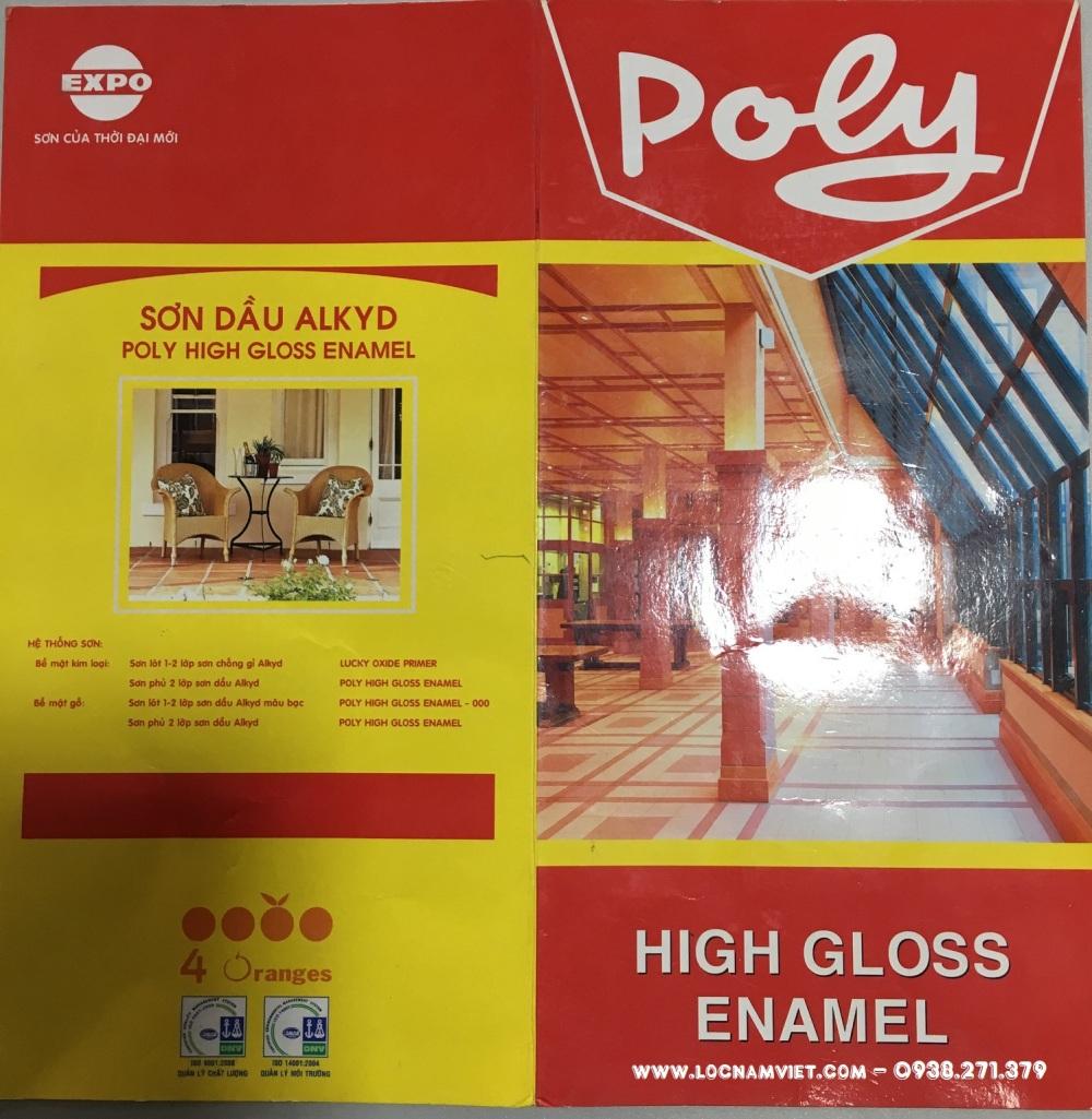 BANG MAU SON DAU POLY- (2)