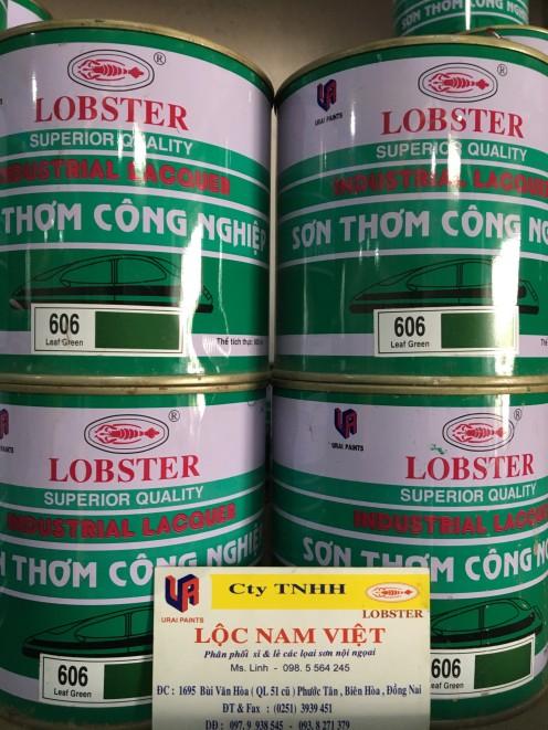 SON THOM CN LOBSTER 606