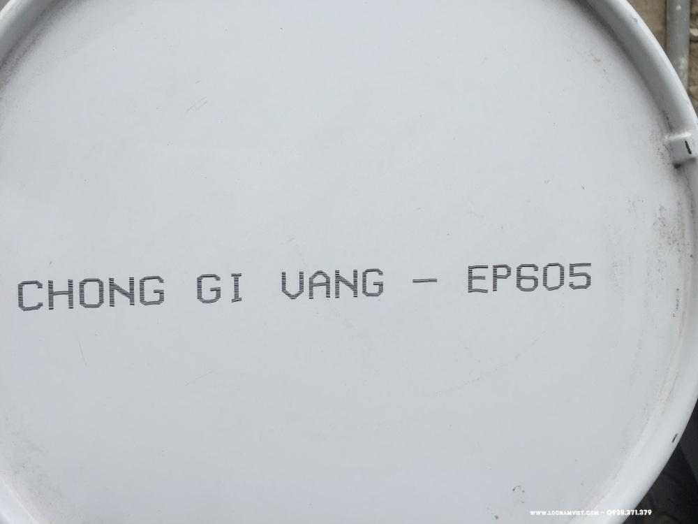 SON CHONG RI HAI AU MAU VANG EP 605 20L
