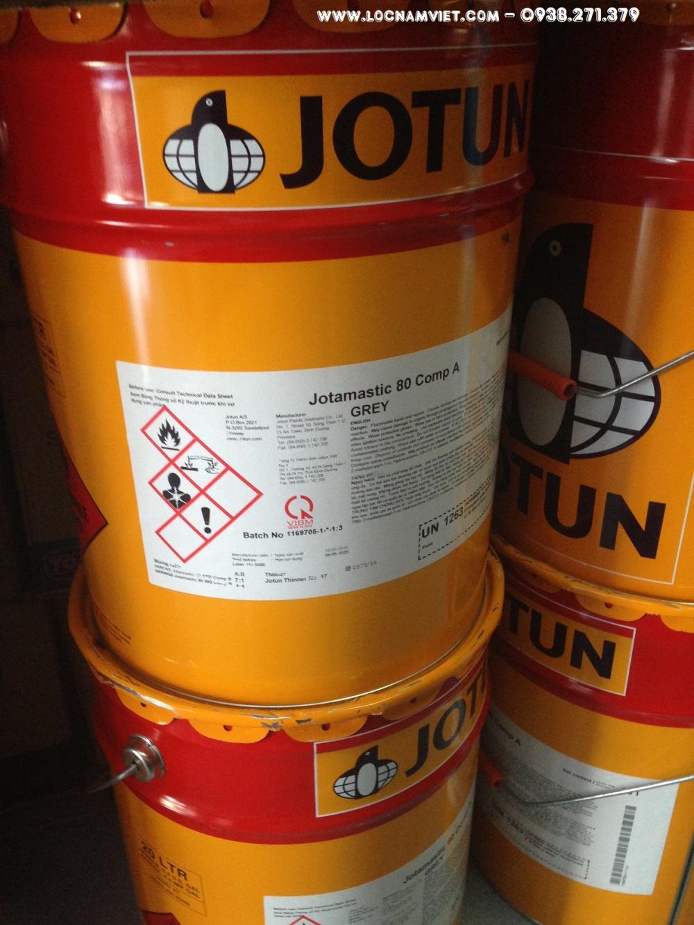 SON JOTUN JOTAMASTIC 80 20L- (2)