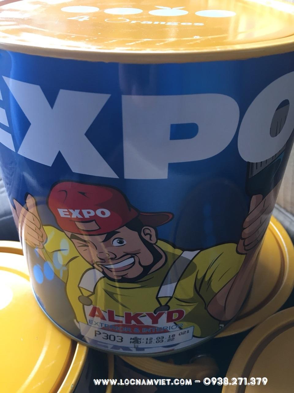 SON DAU EXPO 303 3KG (1)